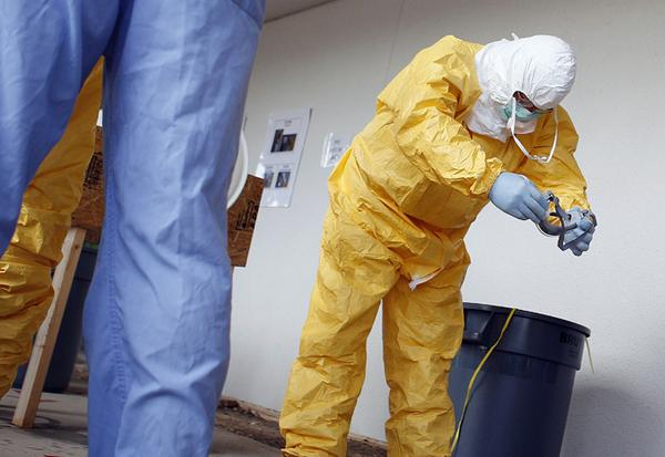 Brazil hospitalizes first patient with Ebola-like symptoms