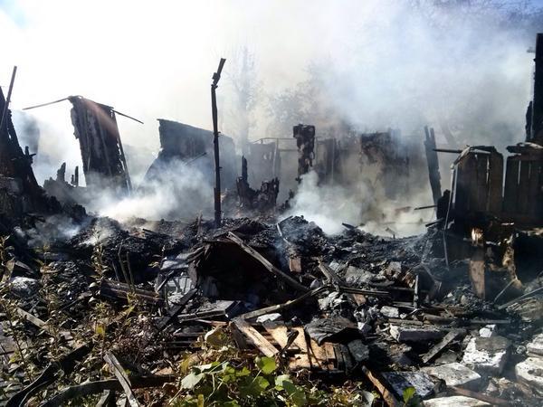 Kirovskoe. Mortar fire killed one civilian