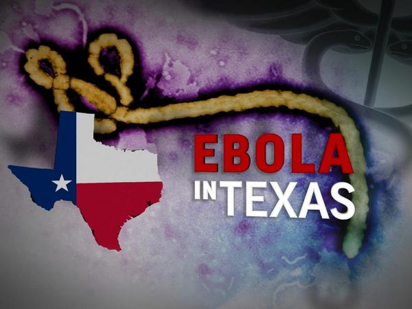 Second Ebola case identified in Dallas, Tx. Health care worker tests positive.
