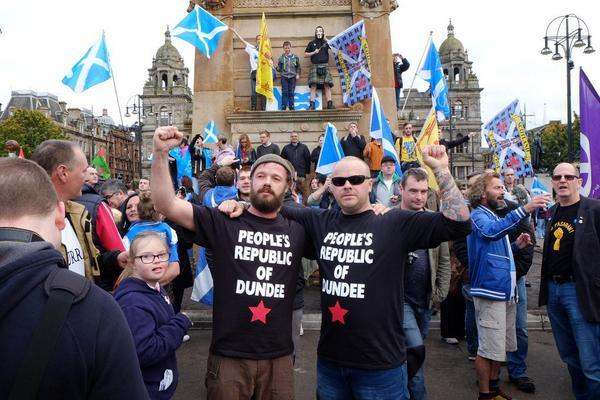 DUNDEE Peoples Front