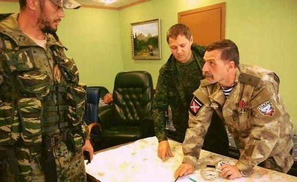 Militants of Bes attacked the elections HQ of DNR PM
