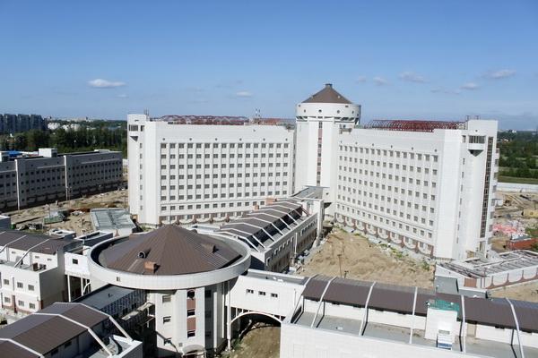 Russia's largest prison was built in the Leningrad region