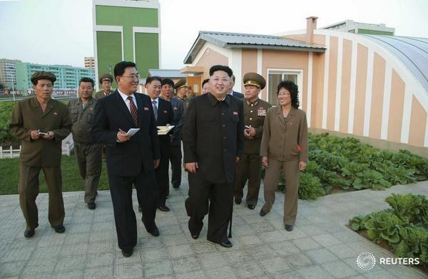 Kim Jong Un is back