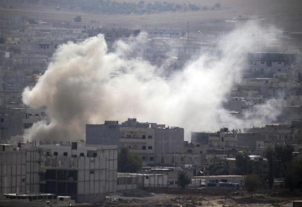 Turkey has finally deployed its jets and bombed... Turkey