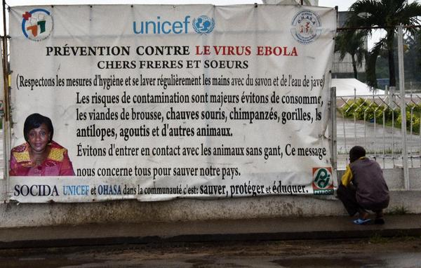 Ebola infection rate could reach 10,000 a week, WHO says