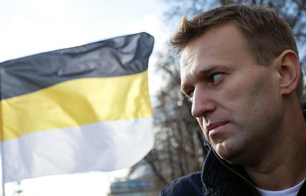 Russian oppos. politician Alexei @navalny agst returning Crimea to Ukraine
