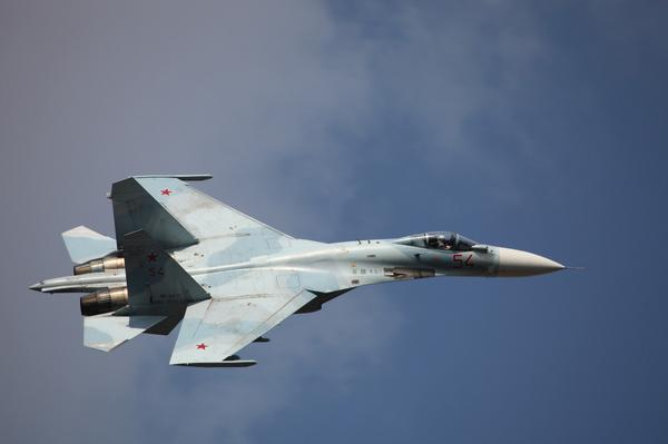 The Russian Federation began to create in Belarus air force base of su-27