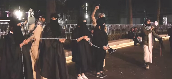 This is what an Islamic State sex slave market would look like in London