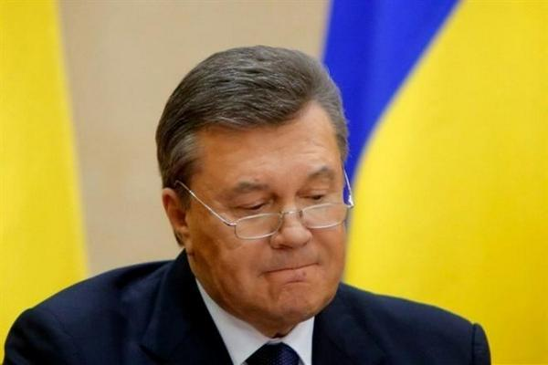 Russia will show Yanukovych with the appeal to the supporters on Monday