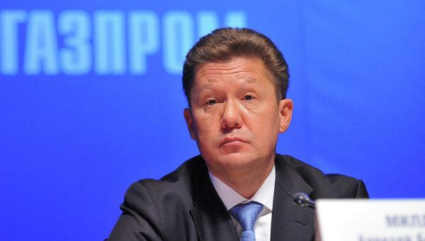 Alexey Miller: the Main issue in negotiations on gas is cash gap of Ukraine
