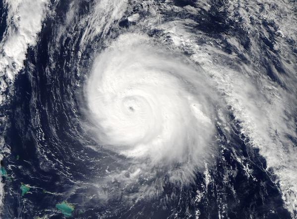Hurricane Gonzalo is rapidly approaching Bermuda as residents brace for the Category 3 storm