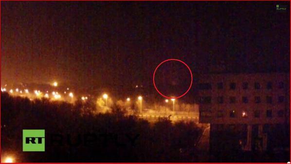 Battle still raging Donetsk Airport explosions,gunfire still heard