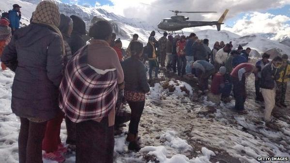 Snowstorm death toll in Nepal rises to 39