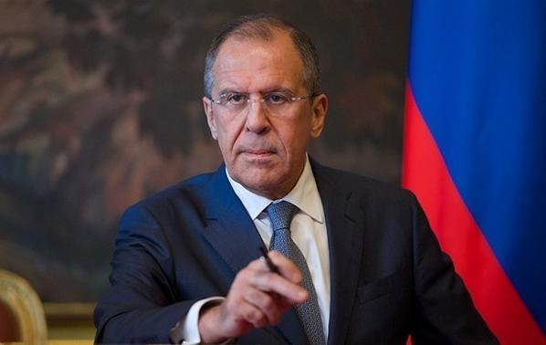 Lavrov: We can't lose Ukraine