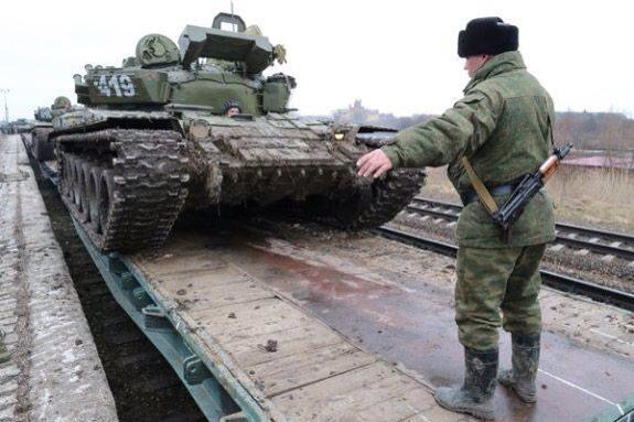 Russia carries additional forces to Mariupol. Their soldiers are even not hiding
