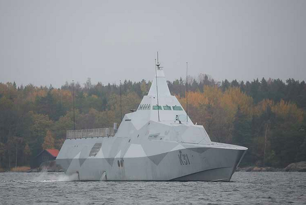 Search for a Russian submarine off Sweden's coast continues
