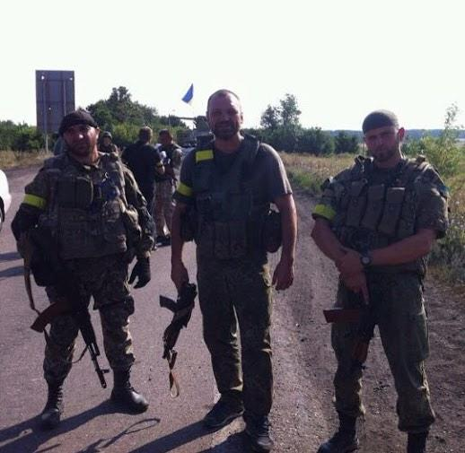 Chechens from battalion Aidar: Ukraine wake up, the enemy is dangerous and cruel