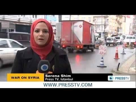 Press TV correspondent Serena Shim was killed