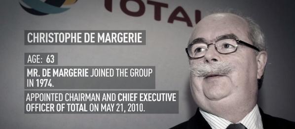 Airport confirms death of Total's CEO Christophe de Margerie