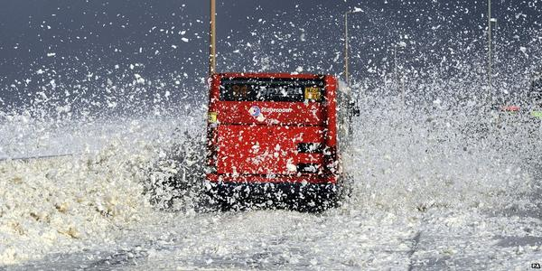 Woman dies &; 4 people in hospital after tail end of HurricaneGonzalo hits UK