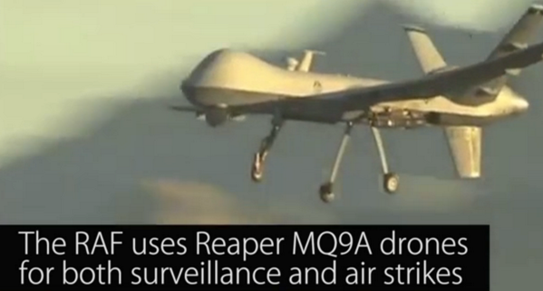 British to deploy armed Reaper drones over Syria in battle against Isil