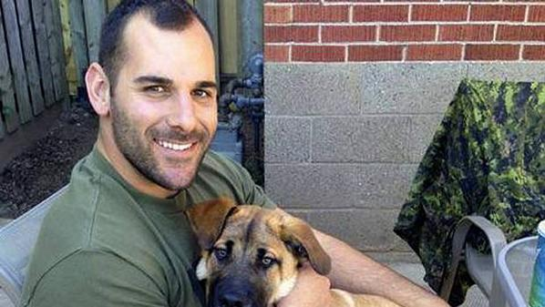 Soldier killed at war memorial identified as Cpl. Nathan Cirillo