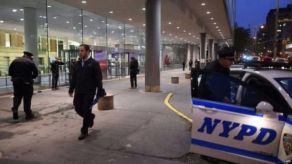 New York mayor says no reason for alarm after first Ebola case confirmed