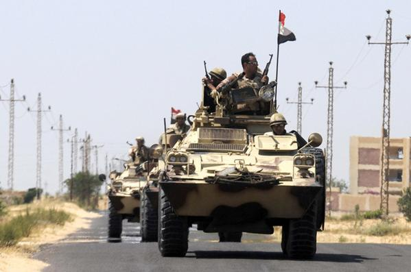 The Egyptian authorities have imposed a state of emergency in the North Sinai