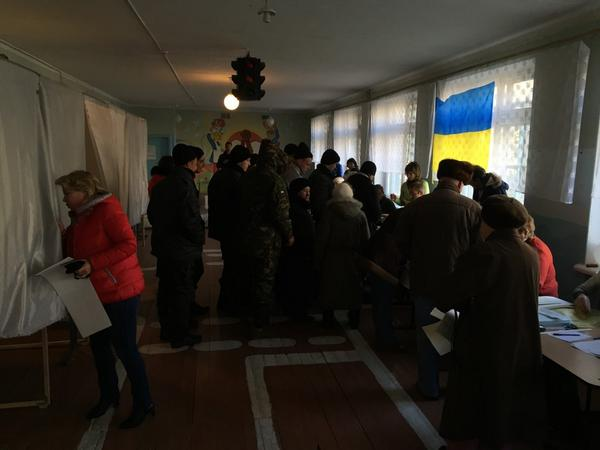 Elections to the Verkhovna Rada in Mariupol