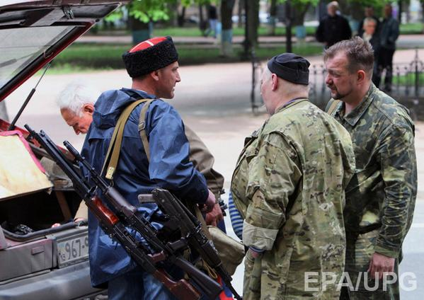 Observer with a grenade was detained in Andriivka, Donetsk region