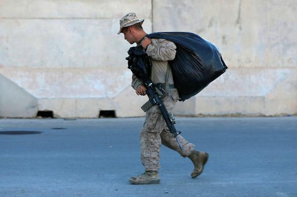 Last British soldier leaves Helmand, as Afghan combat mission officially ends for UK army