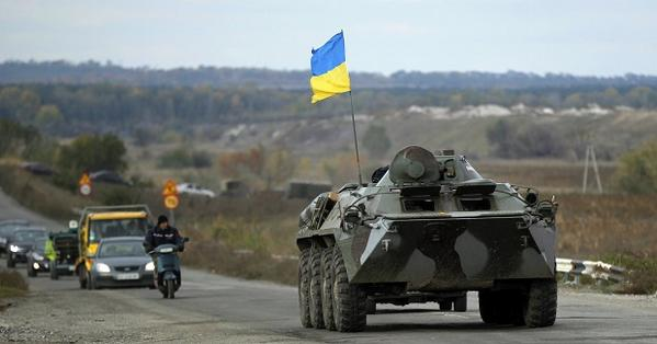 Security forces repelled the attack near Mariupol, the militants had suffered losses