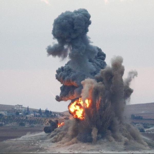 US military operations against Islamic State cost $8.3 million per day