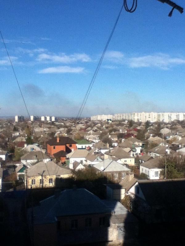 Mariupol. district Talakivka