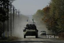 Ukrainian Military repelled militants attack near Chernukhino