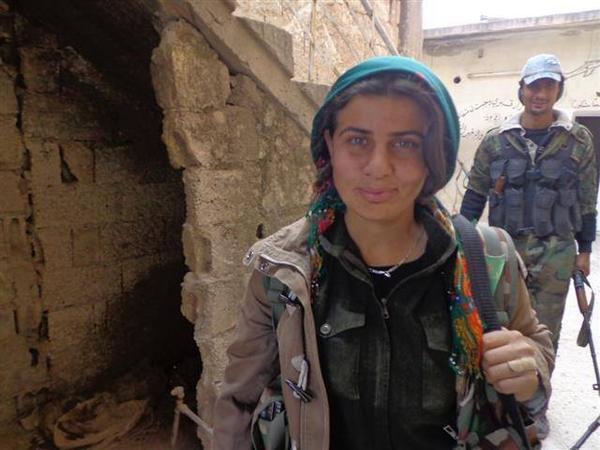 Fighters of Kobani
