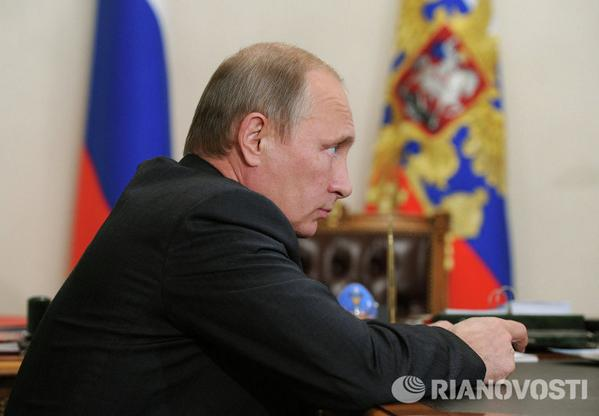 Putin: there are attempts to disrupt the strategic balance in the world