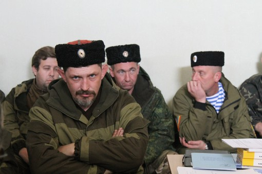 Russian Cossack Kosytsyn claimed that militants have nuclear warhead