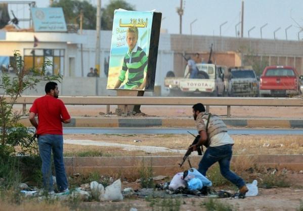Libyan army says recaptures four barracks in Benghazi