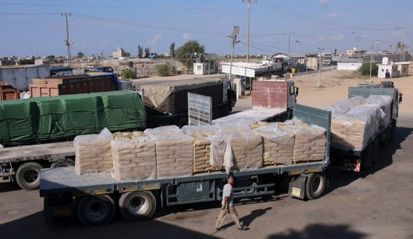 Israel to shut Gaza border crossings in wake of cross-border projectile