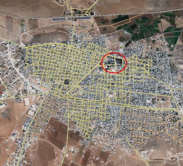 Kobane: Reporters inside the town indicate defenders are trying to take 'Security Zone' from IS today.