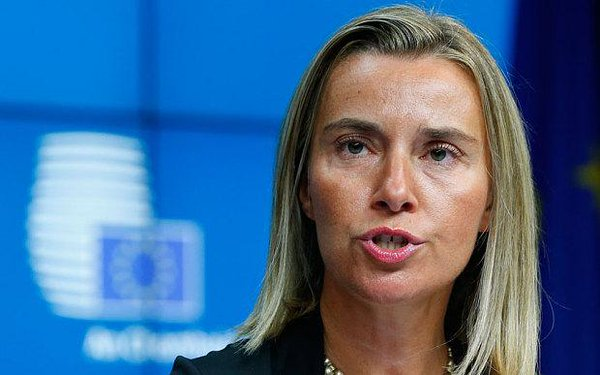 Federica Mogherini statement on elections in Donetsk/Luhansk:Vote's illegal & illegitimate,EU will not recognize it