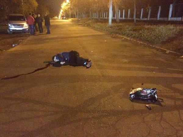 Russian saboteur in Kharkiv was killed in Kharkiv