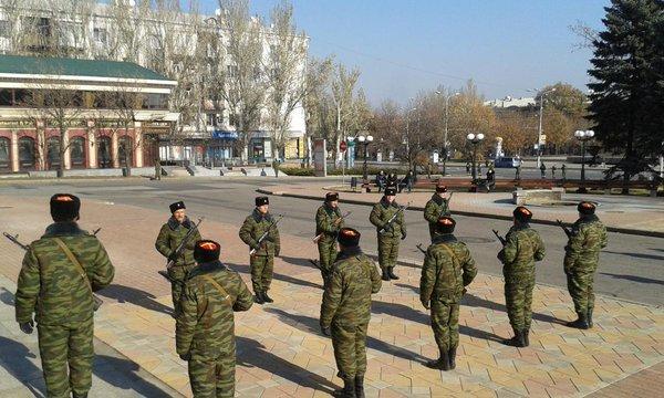 Preparations underway in Donetsk for rebel leader Zakharchenko's inauguration