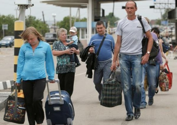 Mobile homes for refugees are being prepared near Kharkiv