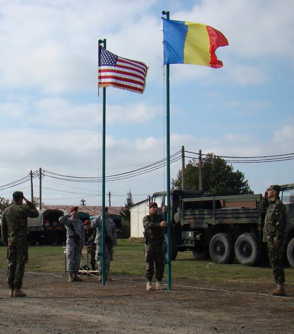 Romanian Forces & @USArmyEurope open Exercise Phoenix Resolve: 3 weeks, skills training, more than 500 NATO troops.