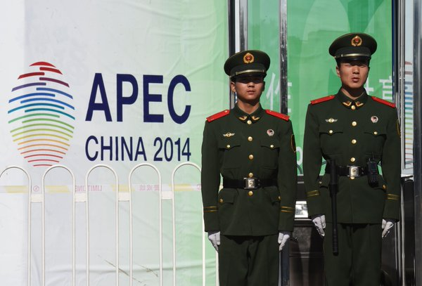 Asia trade pact back by Beijing at 'top of the agenda': Apec official