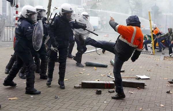 Brussels says: Take this Draghi
