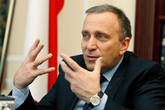 Poland FM Schetyna: Russia invaded Ukraine without a declaration of war. Polska Ukraina
