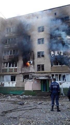 Donetsk, Partizansky Prospekt Today